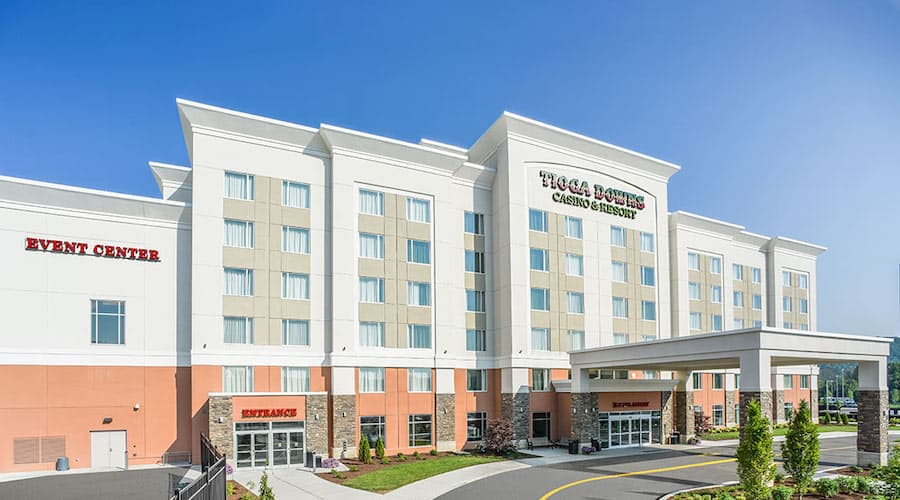 tioga downs hotel et casino